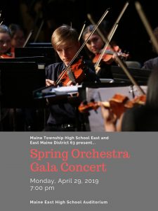 Copy of Spring Orchestra Gala Concert
