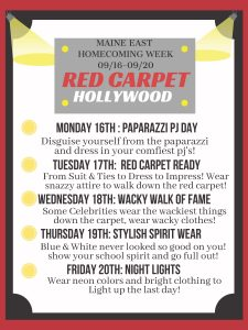 MAINE EAST HOMECOMING WEEK (2)