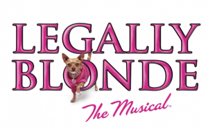Legally Blonde musical font (2)