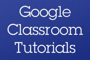 East Google Classroom