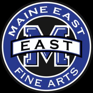 Maine East Initial Fine Arts Logo (1)